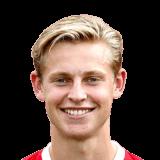 Frenkie de Jong FIFA 18