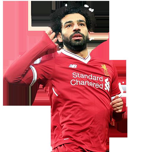 Mohamed Salah 90 RW